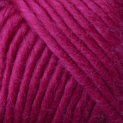 Lamb's Pride Worsted Yarn color 0480 (M23Fuschia)