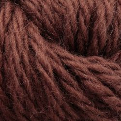 Final Sale! Chestnut, 65 yds - Super Bulky Heavy Wool
