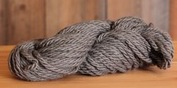 Final Sale! Pewter, 65 yds - Super Bulky Heavy Wool