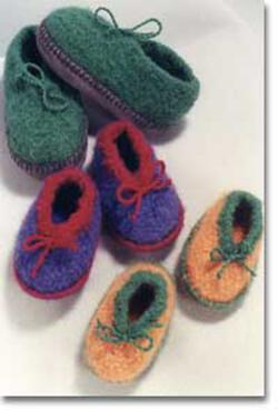 Eigg Slippers: Free Pattern | Knit Rowan - Yarns, Knitting
