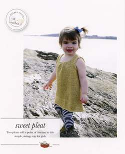 Knitbot Sweet Pleat