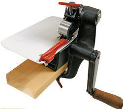 "Rigby Rag Cutter, Model H - 1/4"" head"