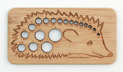 Hedgehog Animal Needle Gauge