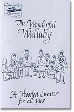 The Wonderful Wallaby: A Hooded Sweater for All Ages
