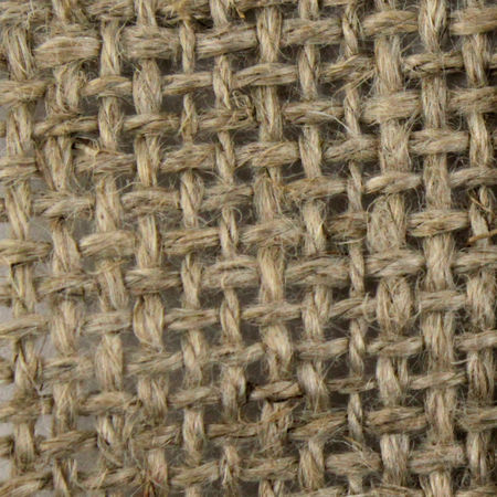 Unbleached Linen Rug Backing  60""