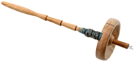 Amelia Light Weight Drop Spindle