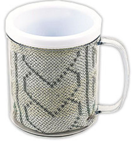 Design Your Own Mug, White Rim