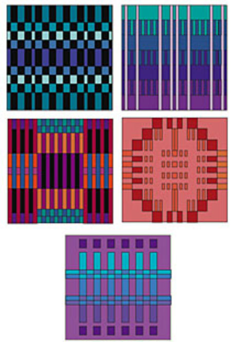 Hangtags-Boundweave Set (5 Designs)