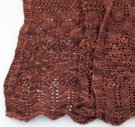 Lace--Knitting--101