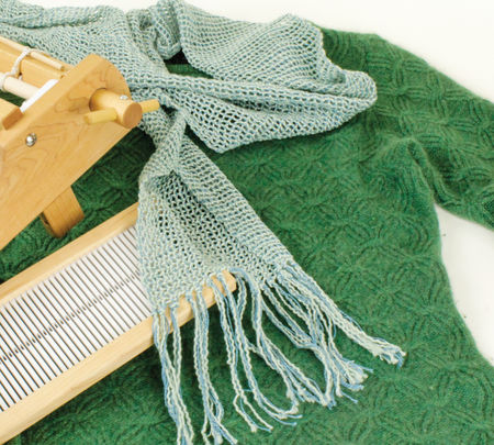 Leno--Lace--on--the--Rigid--Heddle--Loom