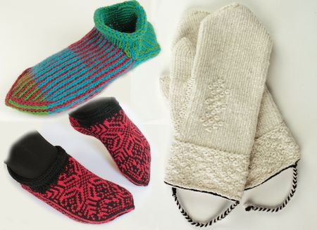 Twined--Knitting--Slipper--Socks