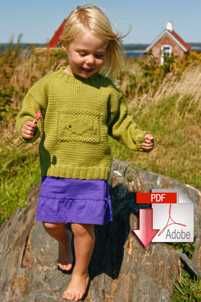 Ship Shape Kid&apos;s Crew  Seguin Collection - Botanica - Pattern download