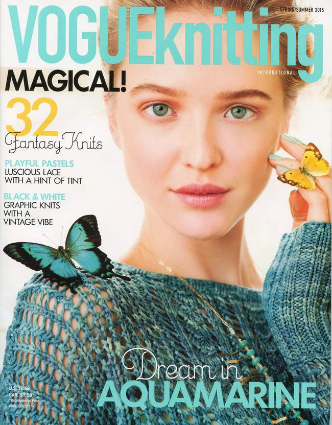 Vogue Knitting Spring / Summer 2013