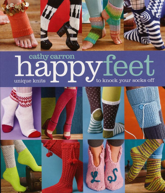 Happy Feet - Unique Knits to Knock Your Socks Off