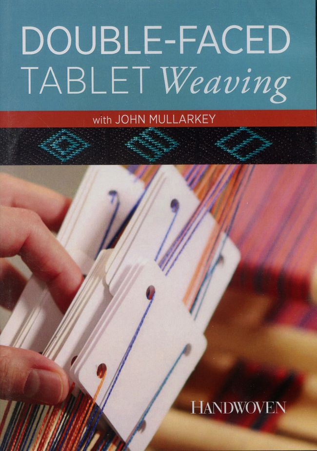 DVD - Double-Faced Tablet Weaving