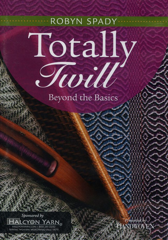 DVD Totally Twill - Beyond the Basics