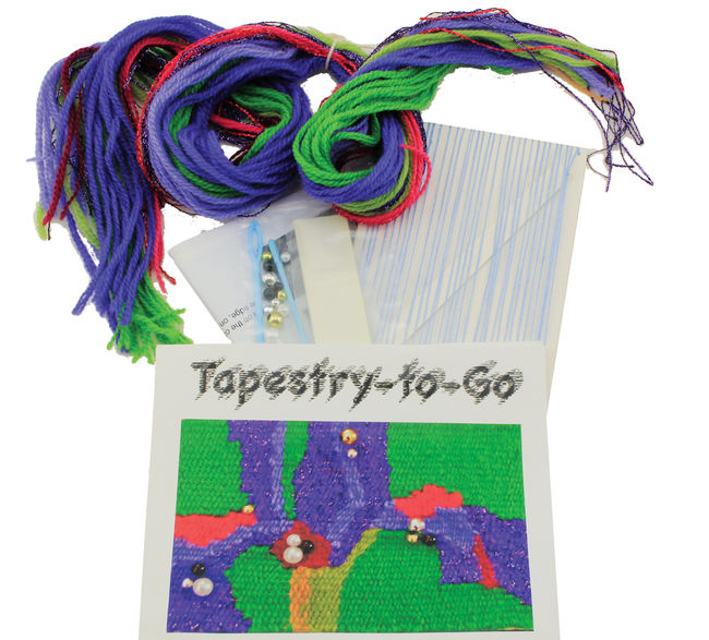 Tapestry-To-Go - Iris