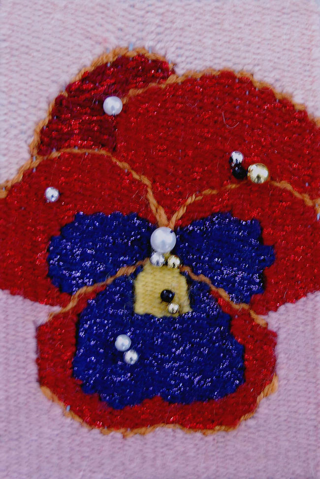 Tapestry-To-Go - Pansy