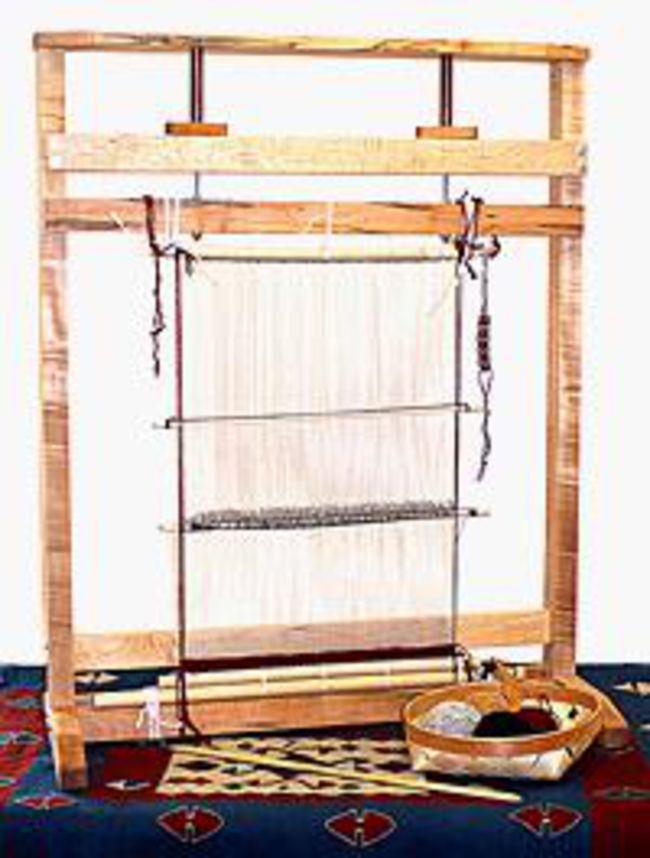"Dovetail Navajo Loom 60"" Extensions"