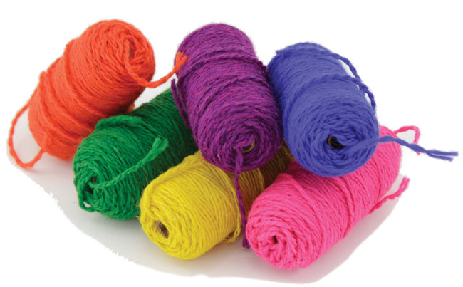Harrisville Easy Weaver Yarn Variety Pack, 6 Balls