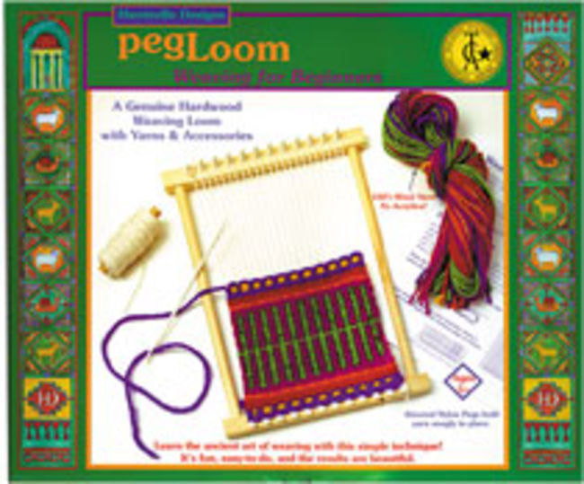 Harrisville Peg Loom with Accessories