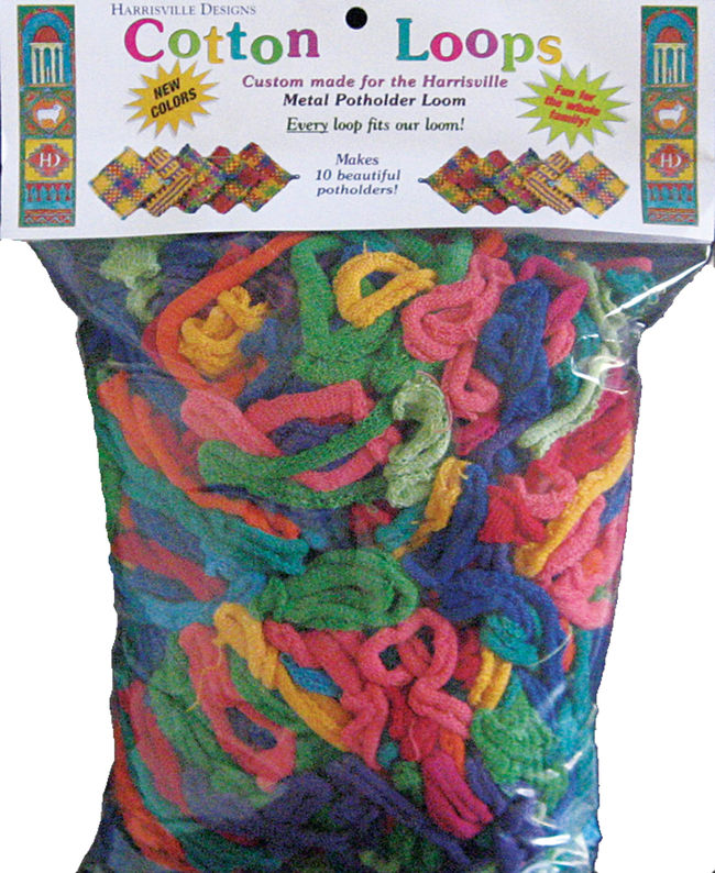 Friendly Lotta Loops - Cotton Multicolor
