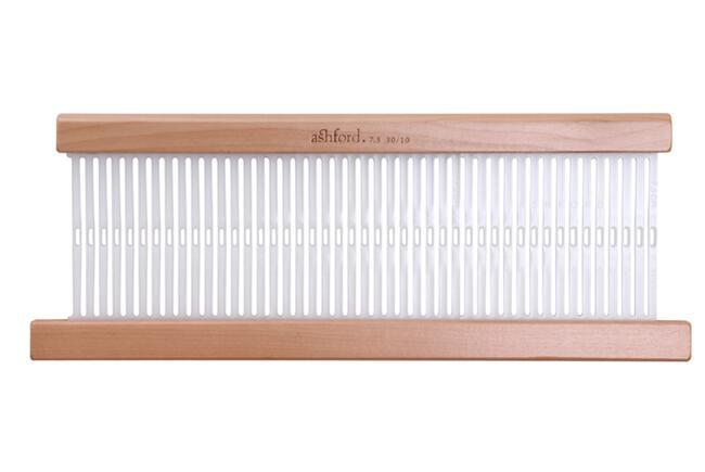 "Ashford 12.5"" Knitter's loom 7.5 dent reed"