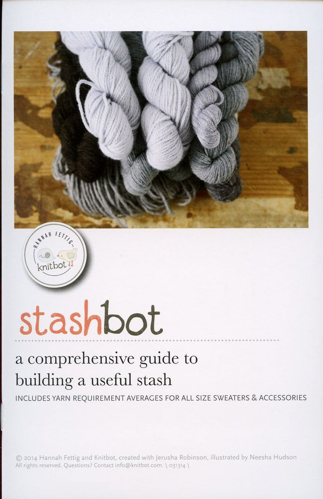 Stashbot - a comprehensive guide to building a useful stash