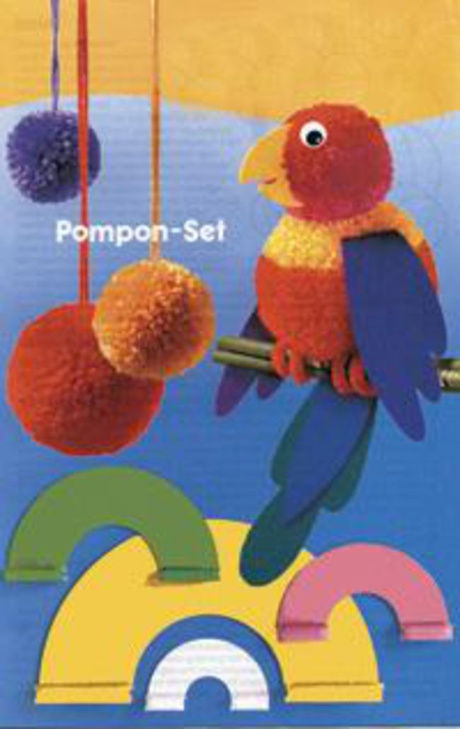 Pompon Set (4 sizes)