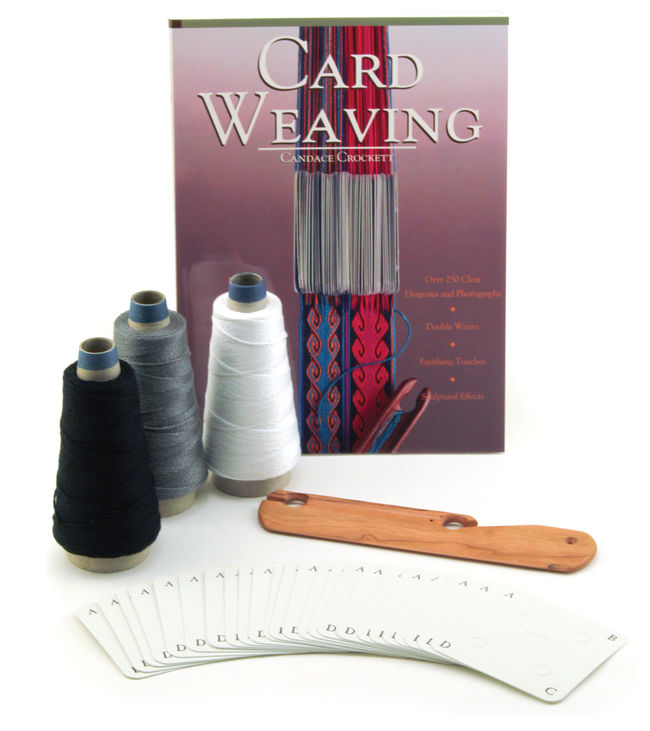 Halcyon's Deluxe Card Weaving Kit