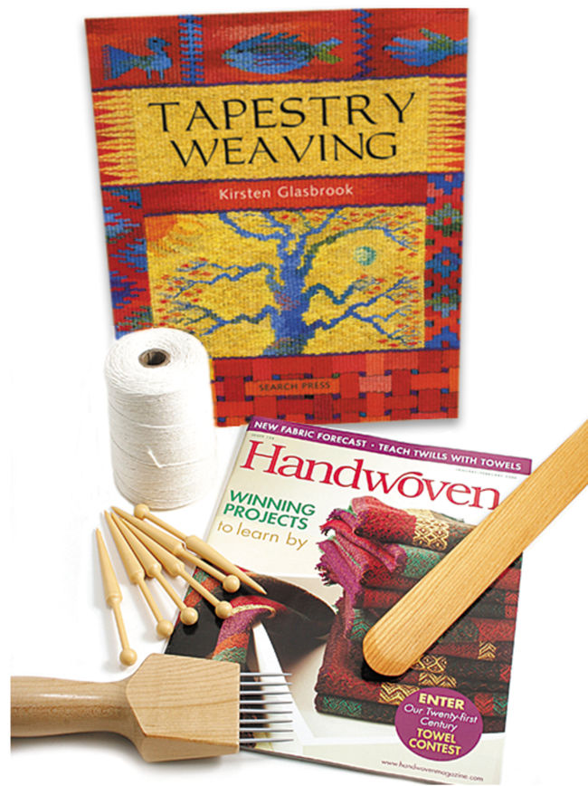 Quick Start Tapestry Weaving Accessory Package