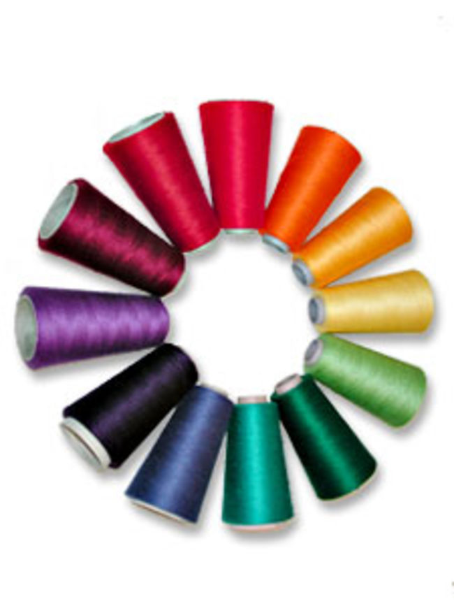 Color Gamp Kit - 15 colors 3/2 Pearl Cotton