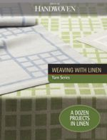 Best of Handwoven Weaving with Linen - eBook Printed Copy (image A)