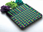 Harrisville Friendly Cotton Potholder Pro Loom (image B)