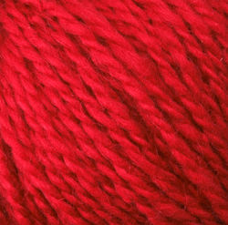 Medium 75% Wool, 25% Mohair Yarn:  color 0010
