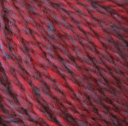 Medium 75% Wool, 25% Mohair Yarn:  color 0040