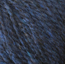 Medium 75% Wool, 25% Mohair Yarn:  color 0050