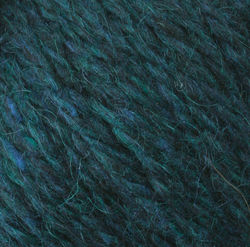 Medium 75% Wool, 25% Mohair Yarn:  color 0150