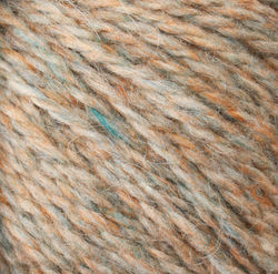 Medium 75% Wool, 25% Mohair Yarn:  color 0240