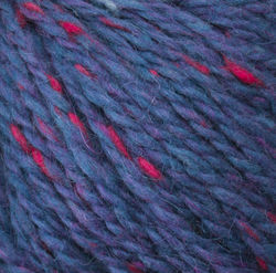Medium 75% Wool, 25% Mohair Yarn:  color 0320