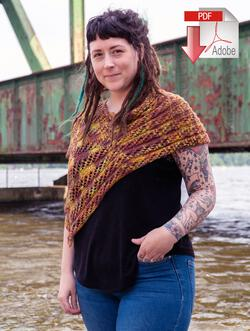 Dunes Poncho - Pattern Download