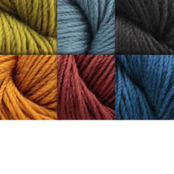 K1C2 Sebago Superwash Merino Wool Yarn