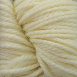 Medium Extrafine Falkland Organic Merino Wool Yarn:  color 0001