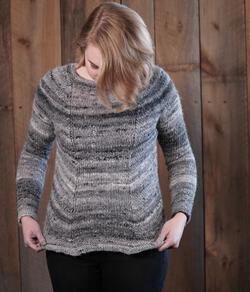 Mannequin Pullover Sweater Pattern