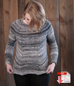 new book or magazine: Mannequin Pullover Sweater Pattern Download