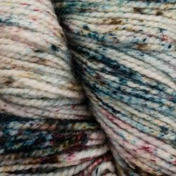 Super Fine 90% Superwash Merino Wool, 10% Nylon Yarn:  color 0107