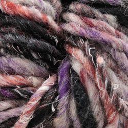 Bulky 51% wool, 14% silk, 7% cashmere, 7% angora, 7% camel, 7% alpaca, 7% mohair Yarn:  color 0240
