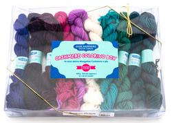 Cashmere Coloring Box  Bridgetaposs Delight