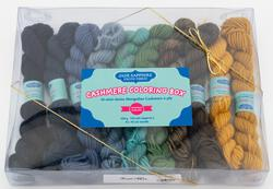 Cashmere Coloring Box  Trail Mix