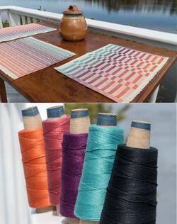 Lovely Day Rep Weave Kit Color: Southwest